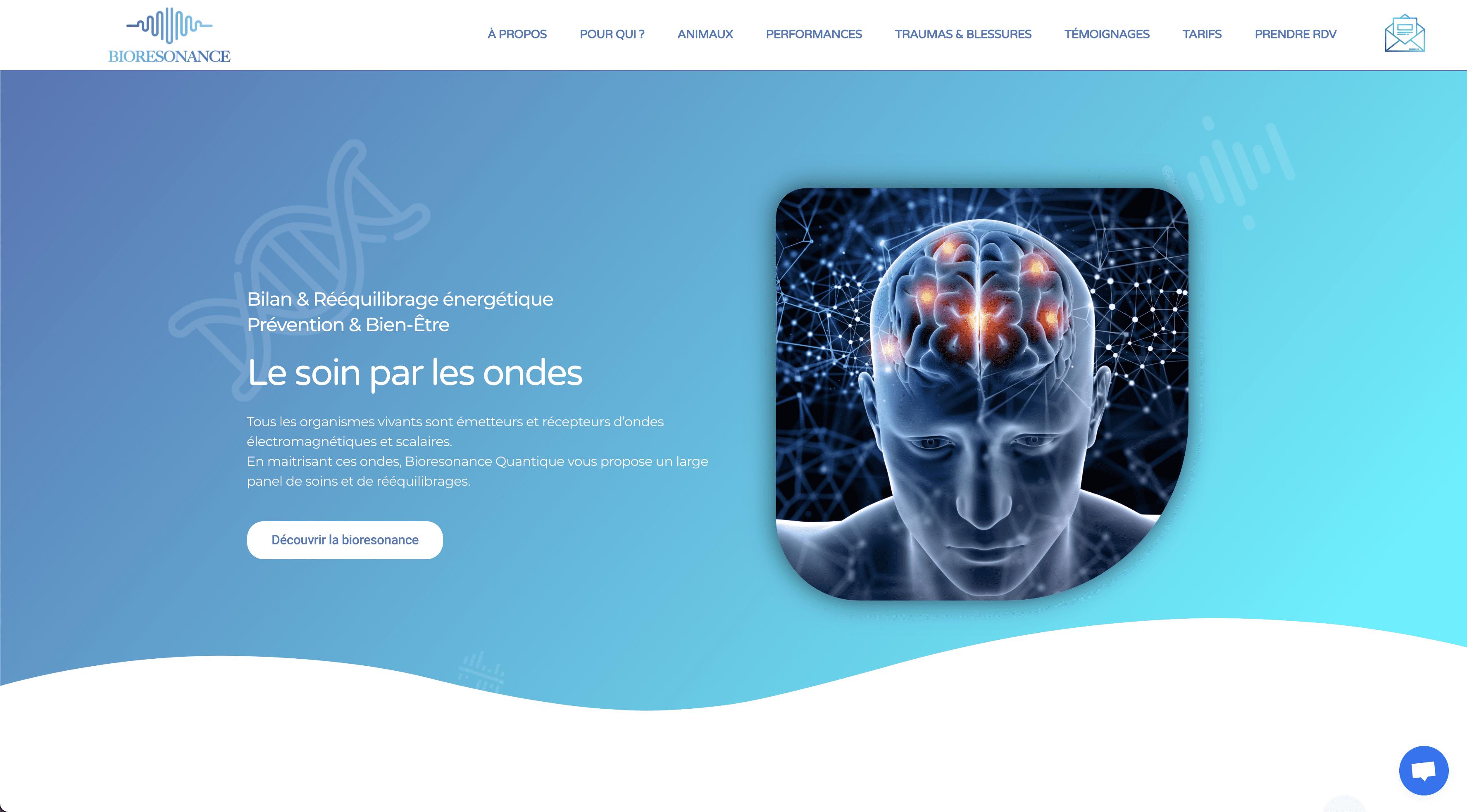 Bioresonance Quantique Agence Artwork Votre Agence de Communication Digitale
